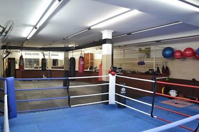 Academia Garra Fitness/ Combat