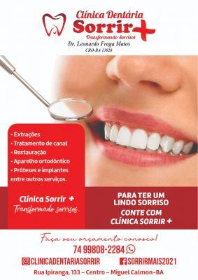 Clínica Dentária Sorrir +